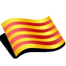 Catalunya Catalonia Flag