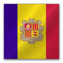 Andorra flag-128