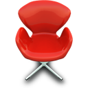 Red chair-128