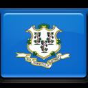 Connecticut Flag-128