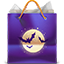 Halloween Gift Bag Icon