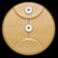File round Icon