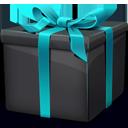 Black Gift Box-128