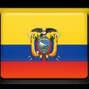 Ecuador Flag-128