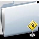 Folder Sign RSS-128