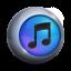 3D iTunes icon