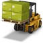 Forklift Up icon
