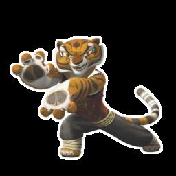Tigress Special Move