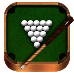 Billiards wooden