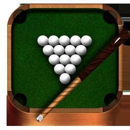 Billiards wooden