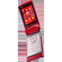 Nokia N76 red-128