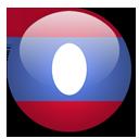 Laos Flag-128