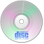 Audio disk icon
