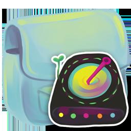 Gaia10 Folder Disk