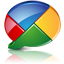 Google Buzz high detail icon