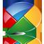 Google Buzz high detail icon