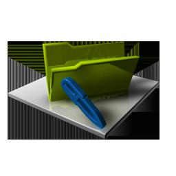 Folder Empty Edit