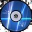 Longhorn Disc Icon