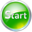 Start Sign icon
