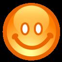 Emoticon happiness-128