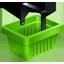 Green Cart Icon