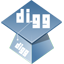Digg Hat Icon