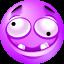 Two Teeth purple Icon