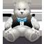 Gift Grey Bear-128