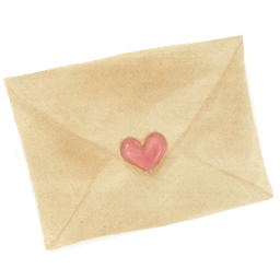 Love Mail drawing
