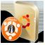 Ubuntu disc icon