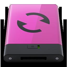 HDD Pink Sync B