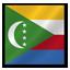 Comoros Flag-64
