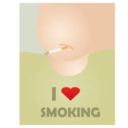 I love smoking