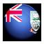 Flag of Falkland Islands icon