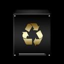 Trash Empty Gold-128