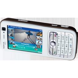 Nokia N73 landscape