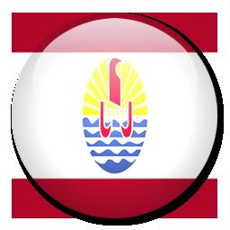 French Polynesia Flag