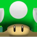 1UP Mushroom-128