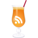RSS orange cocktail