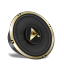 Aimp Alt Black and Gold Icon