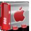 Mac HD red icon