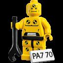 Lego Crash Test Dummy-128
