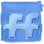 Friendfeed hand drawn icon