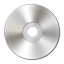 Light Silver CD icon