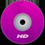 HD Purple icon