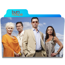 Burn Notice Icon Download Tv Shows Icons Iconspedia