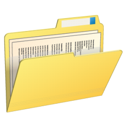 Folder with Contents