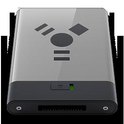 HDD Grey Firewire B