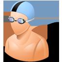 Swimmer Male Light-128