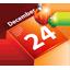 December 24 icon
